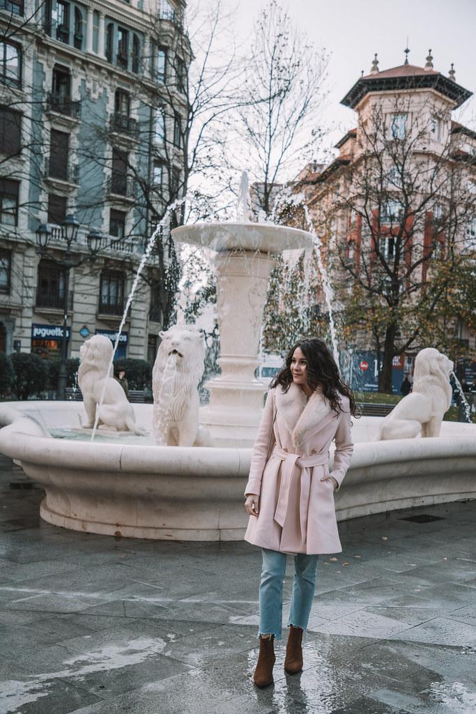 abrigo beige chic-2