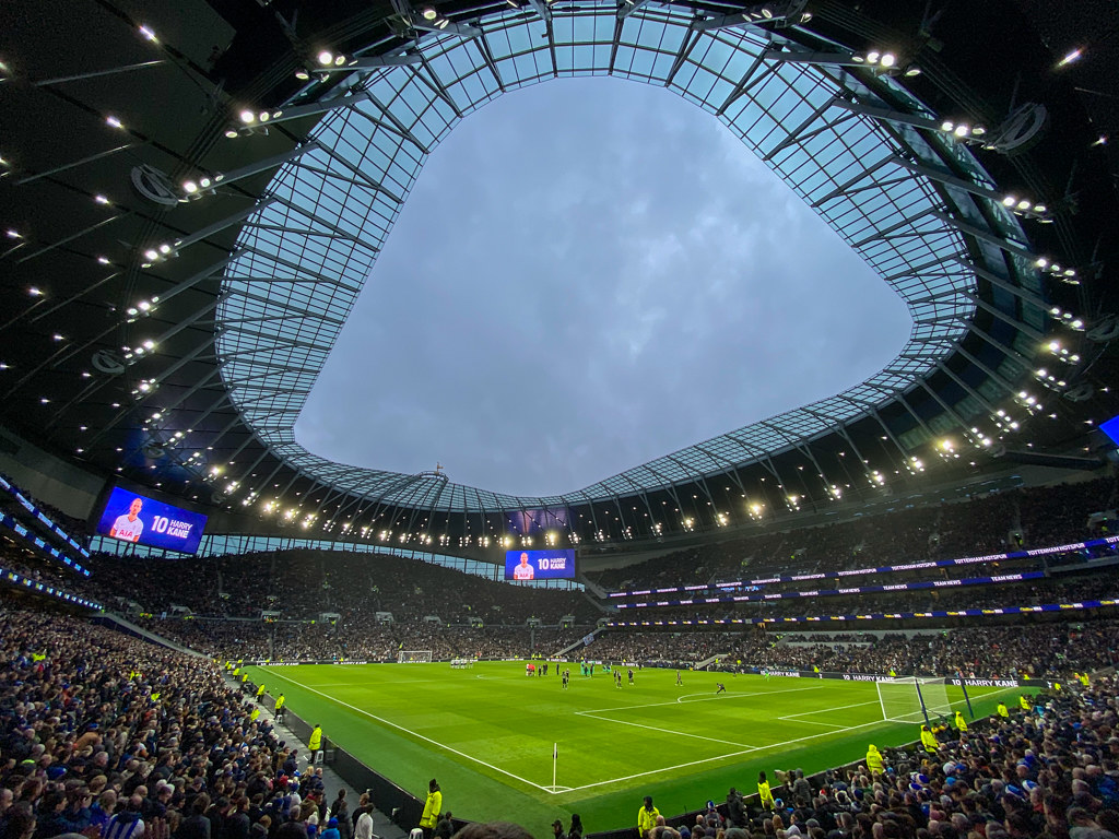 The Tottenham Hotspur Stadium First Trip To The New Totten Flickr