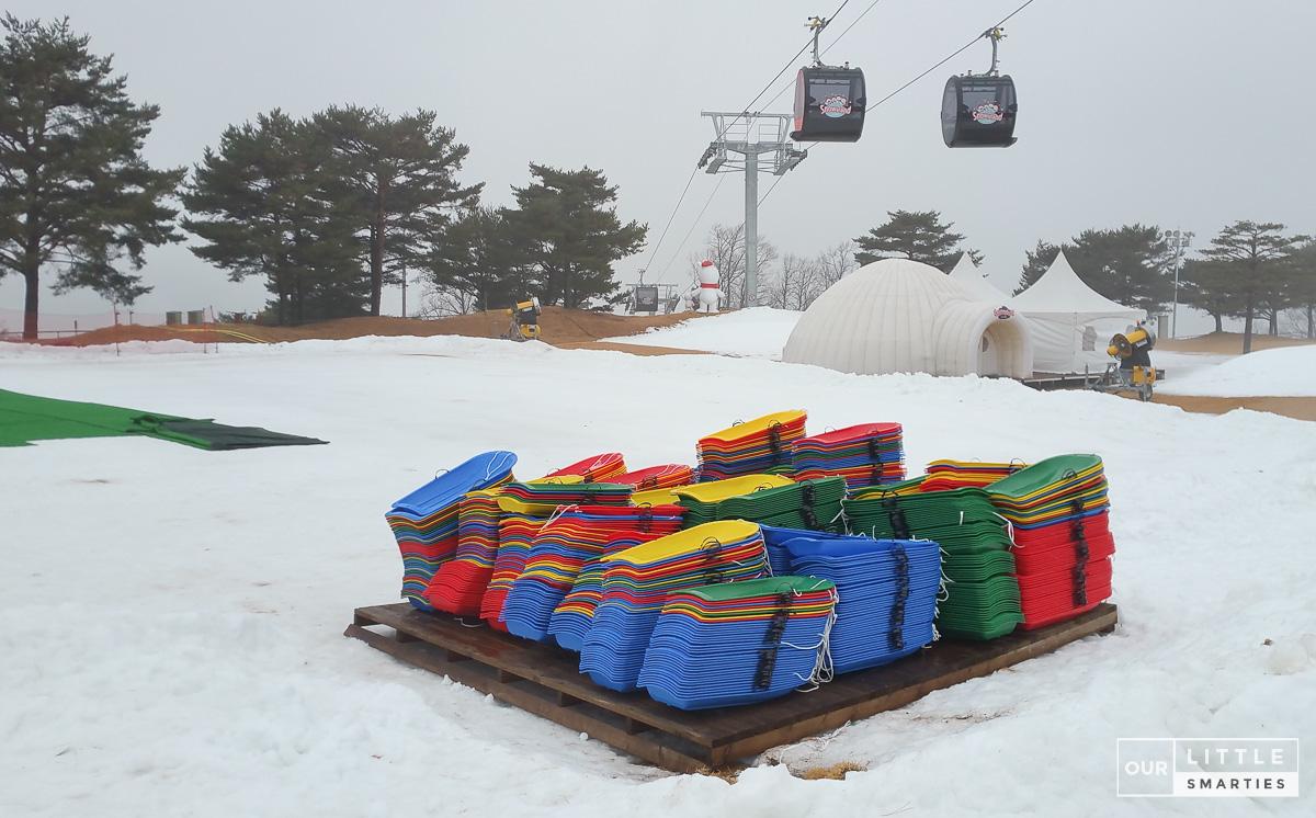 Vivaldi Park Snowy Land
