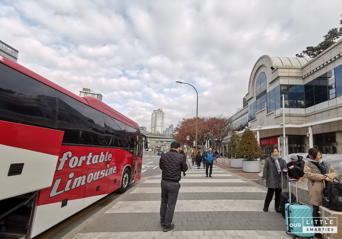 Vivaldi Park Shuttle Bus