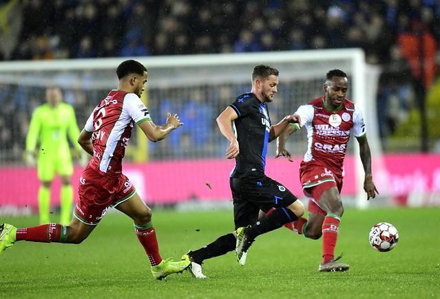 Club Brugge - Zulte Waregem 26-12-2019