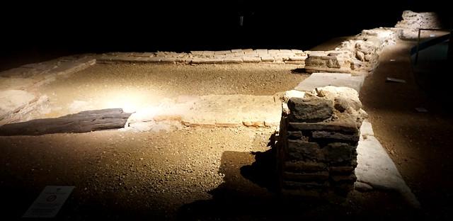Amfiteatre romà / Roman amphitheatre, London