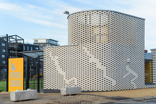 Bobby Moore Sports Centre | by James D Evans - Architectural Photographer