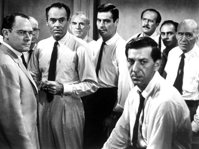 Двенадцать разгневанных мужчин