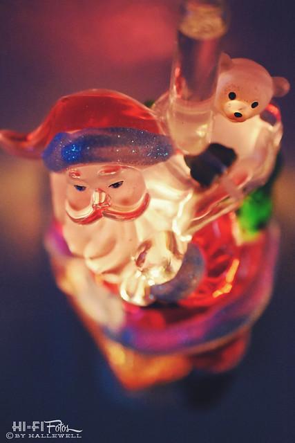 santa bubbler