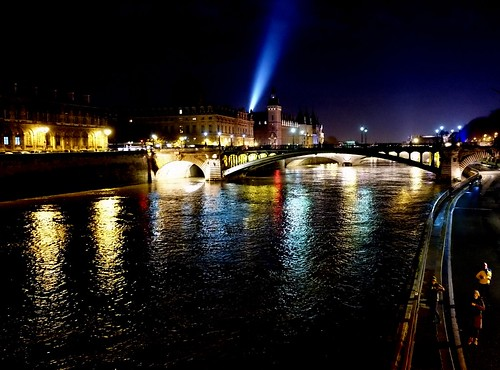 Some Nights Are More Beautiful Than Days ~  Urban Chronicles ~ Paris ~ MjYj© | by MjYj ~ IamJ