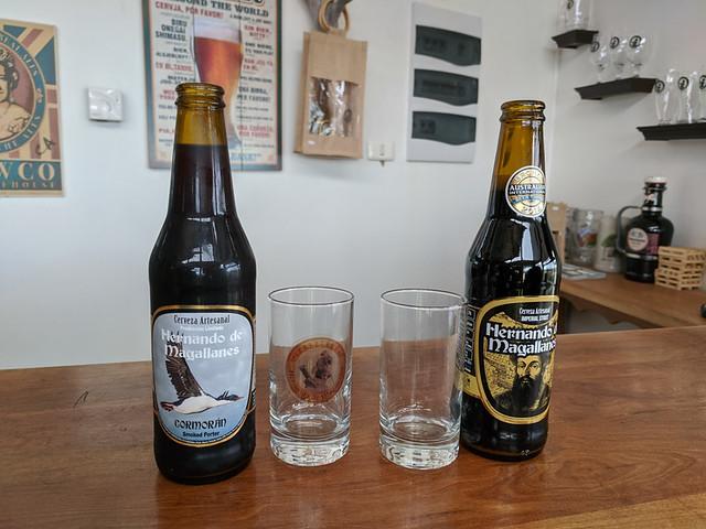 beers @ Cerveceria Artesanal Hernando de Magallanes