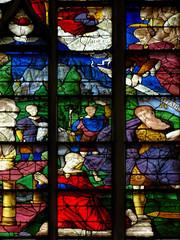Fri, 04/29/2016 - 10:36 - Detail Sacrifice of Issac by Michel Fourmentin (1555) - Alençon France 29/04/2016