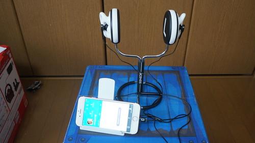 iPhoneでASMR バイノーラル録音できるマイクのダミーヘッド