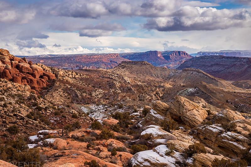Salt Valley Overlook