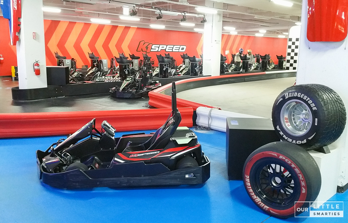 K1 Speed Vivaldi Park Ski World