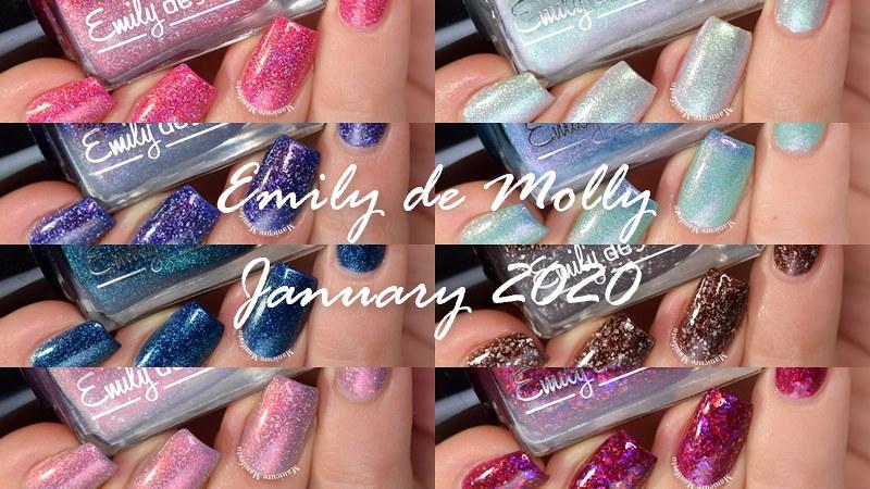 Emily De Molly January 2020 Release