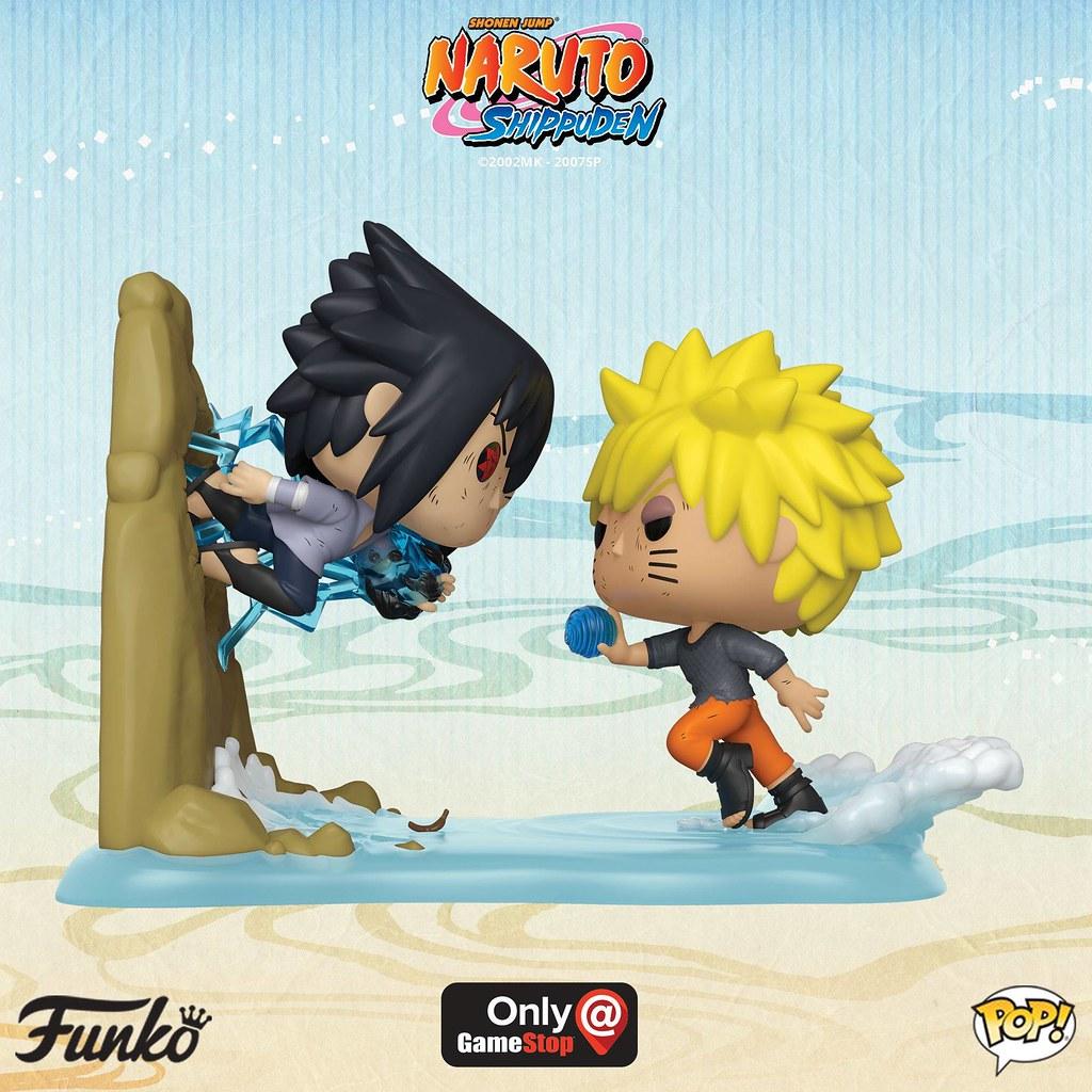 色誘之術、火影忍者跑登場! Funko Pop! Animation 系列《火影忍者疾風傳》多款角色公開 Pop! Animation—Naruto!