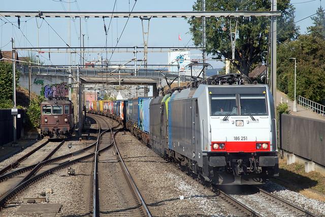 Railpool 186 251 Frenkendorf (BL)