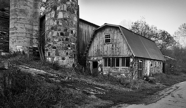 Milking Barn_Madison NC