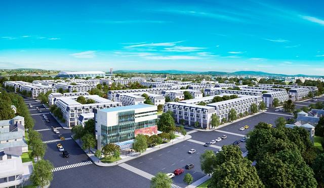 Dự án Long Thành Airport City