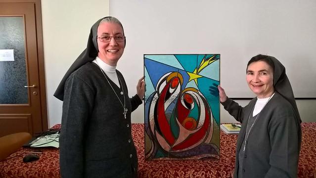 """Visita Canonica di Suor Paola Battagliola all'Ispettoria """"Sacra Famiglia"""" (ILO). 22 febbraio - 25 maggio 2018; 03 settembre - 22 novembre 2018."""