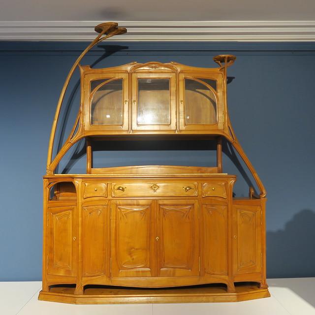 Buffet (1899-1900), Hector Guimard - Musée Bröhant, Berlin