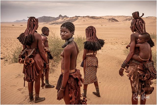 Impressiona of the Himba People