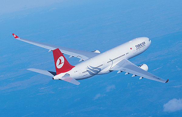 Turkish Airlines A330-300 TC-JNA (Turkish Airlines)