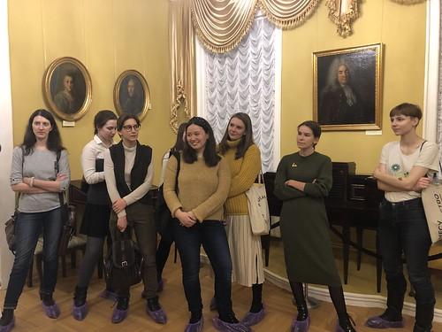 Дек 12 2019 - 17:27 - 12 декабря 2019, музей Л.Н. Толстого на Пречистенке