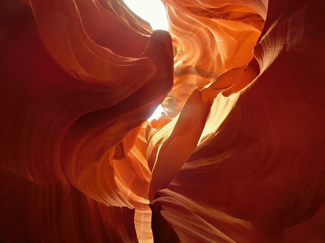Lower Antelope Canyon - Utah [explored]