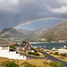 Rainbow over Hout Bay