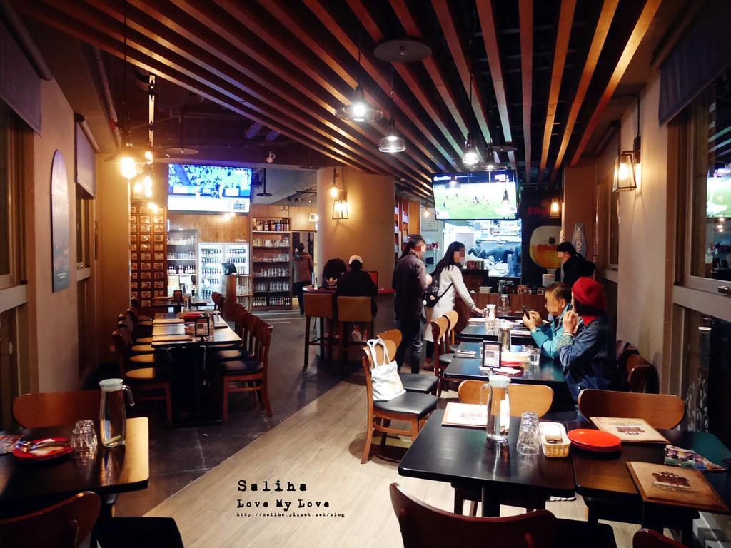 台北看夜景觀餐廳推薦ABV Bar Kitchen閣樓餐酒館頂樓世界精釀板橋府中店 (6)