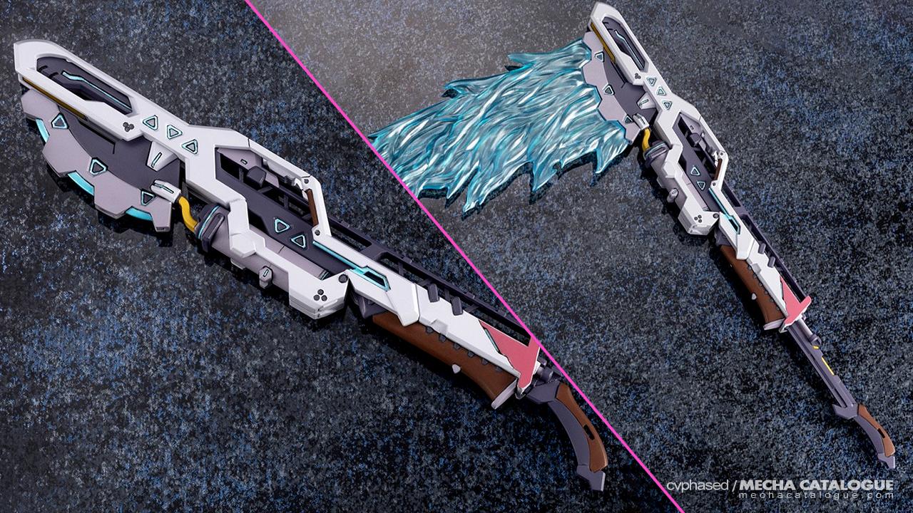 """Starwing Paradox"" Kotobukiya Non-Scale XZM-011 Solidea"