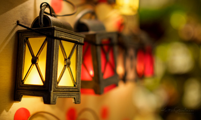 Little lanterns