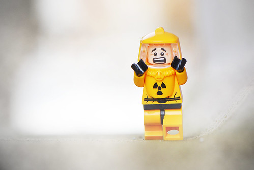 LEGO Hazmat Suit Guy