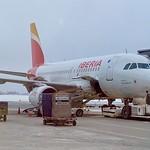 Iberia EC-JEI at OSL