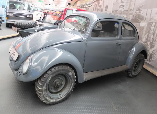 VW Typ 87 4x4 Kommandeurswagen 1946
