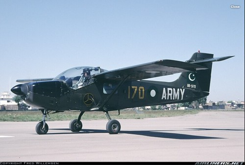 MFI-17 Super Mushak Light Attack AIrcraft