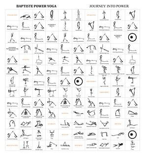 Inspired Signage Baptiste Power Yoga Jen Tech Yoga