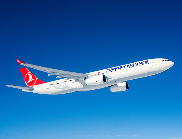 Turkish Airlines A330-300 1 (Airbus)