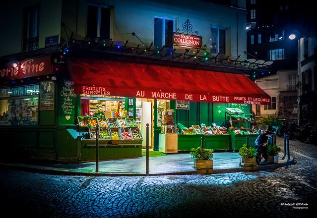 Street - Maison Collignon Amélie Poulain
