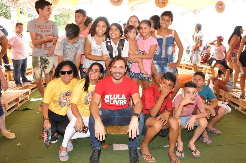 Movimento Vidas no Planalto do Pici - (07.12.2019)