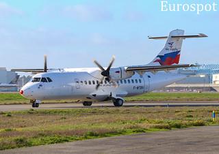 F-WTBV ATR42 Sky express