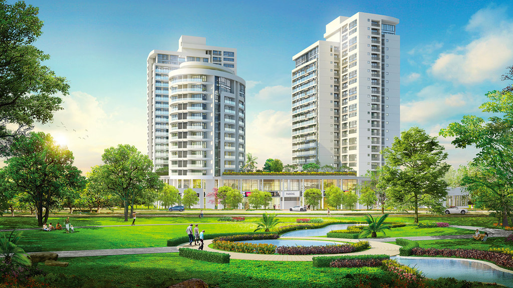 Riverpark Premier quận 7 – Sự thịnh vượng lâu dài được nuôi dưỡng bởi những tinh hoa cao cấp. 1