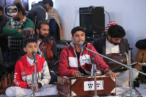 Devotional song by Avish Ji and Saathi from Pant Nagar