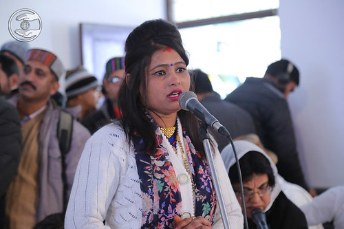 Devotional song by Priya Ji from Bageshwar UK