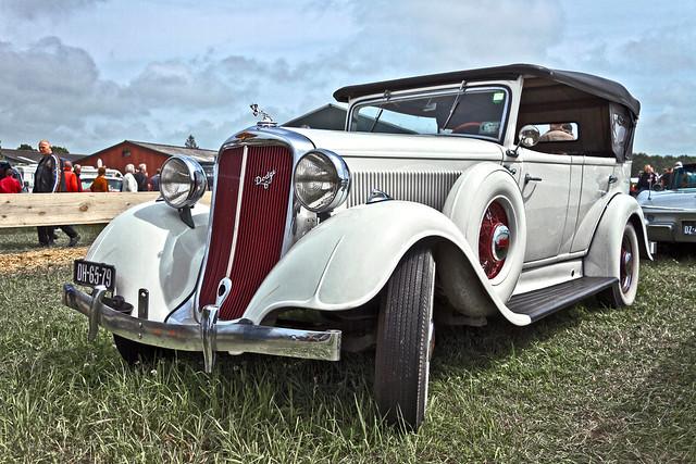 Dodge Tourer 1933 (3941)