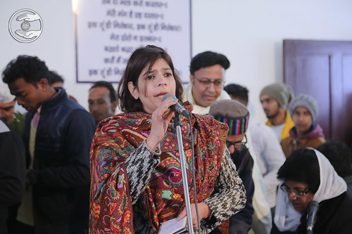 Devotional song by Sonia Ji from Muragabad UP