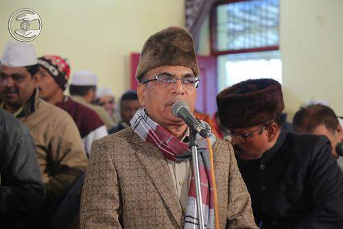 Amrit Lal Ji from Moradabad UP, expresses his views