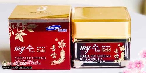 kem sâm Hàn Quốc My Gold