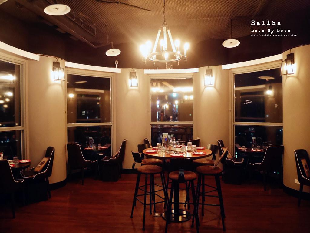 台北看夜景觀餐廳推薦ABV Bar Kitchen閣樓餐酒館頂樓世界精釀板橋府中店 (4)