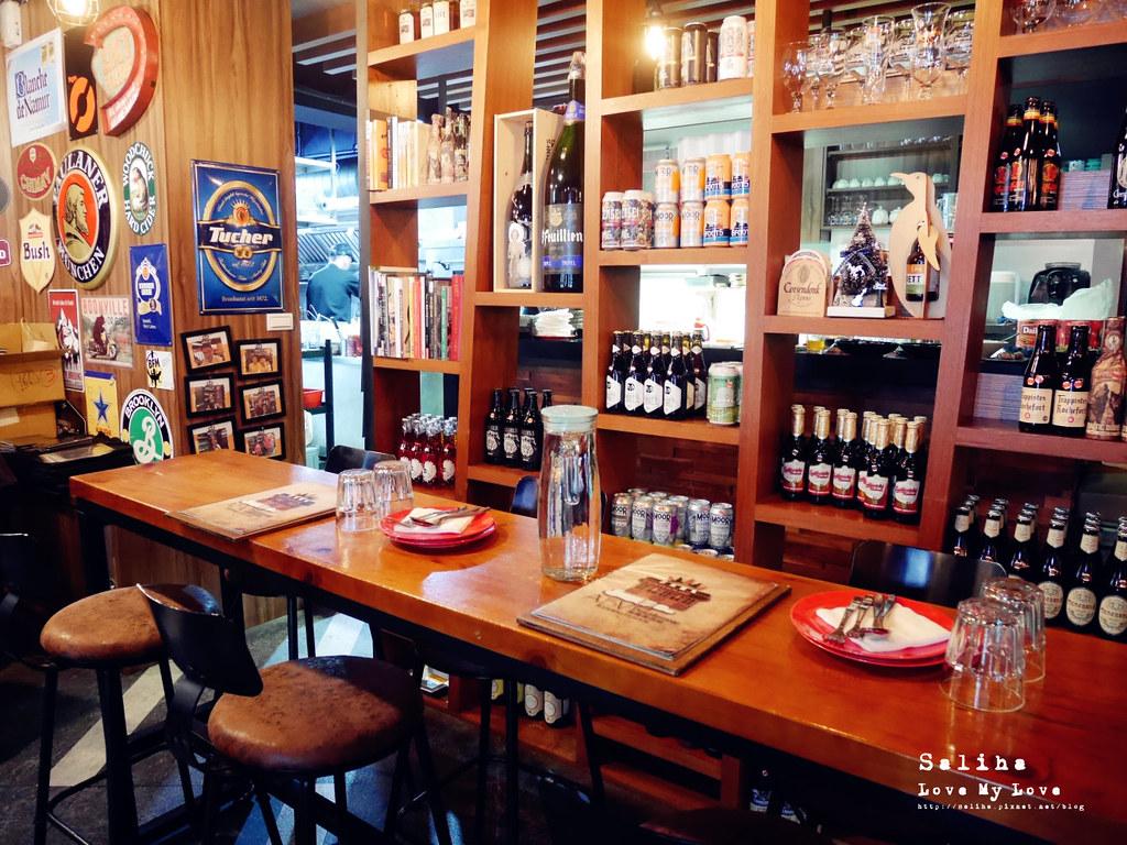 台北板橋府中不限時美食景觀餐廳推薦ABV Bar Kitchen閣樓餐酒館世界精釀 (4)