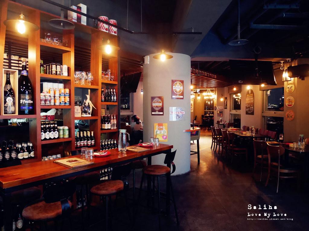 台北板橋夜景觀餐廳推薦ABV Bar Kitchen 閣樓餐酒館餐廳適合聚餐多人 (1)