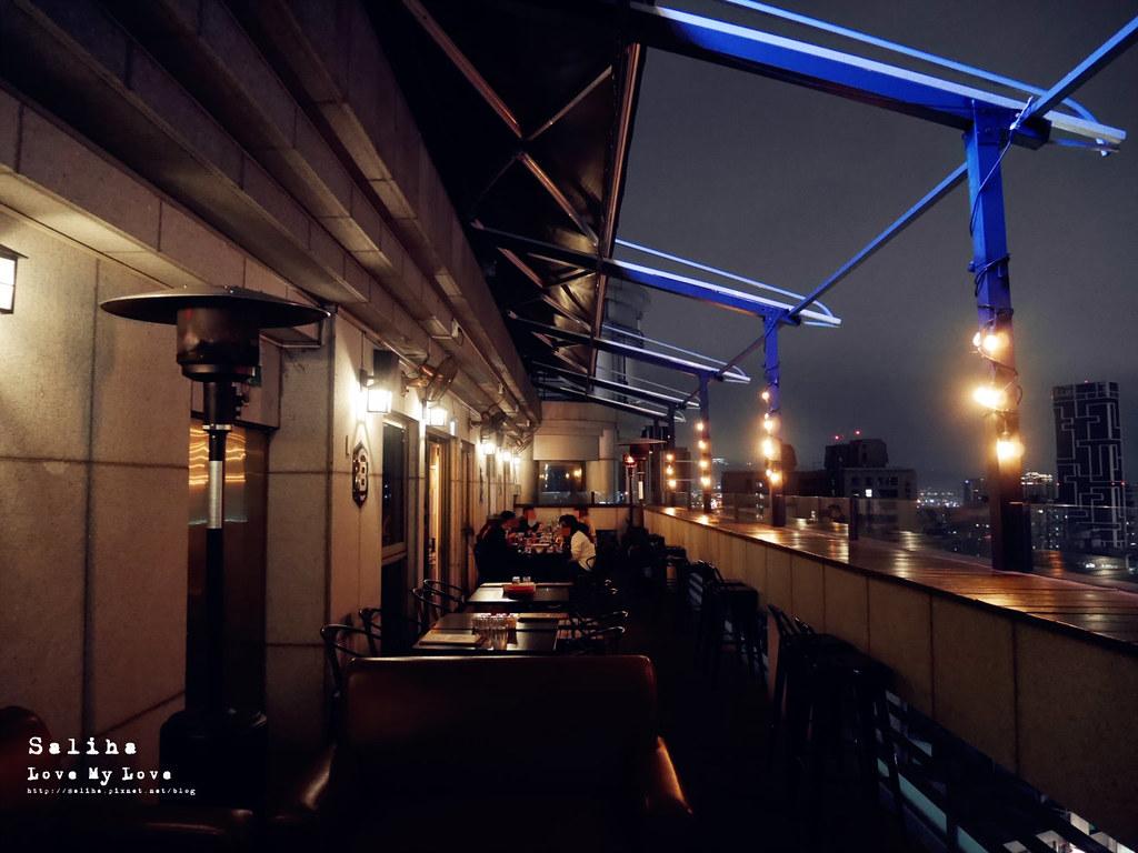 台北市區景觀餐廳推薦ABV Bar Kitchen閣樓餐酒館頂樓世界精釀板橋府中店  (3)